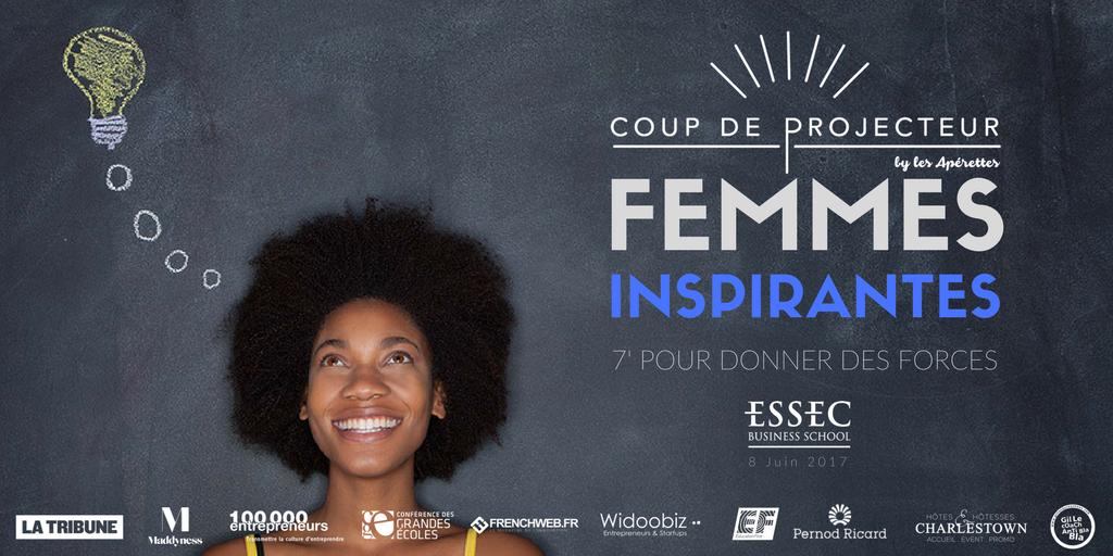 Coup de projecteur sur les femmes inspirantes en 2017 for Tendance creation entreprise