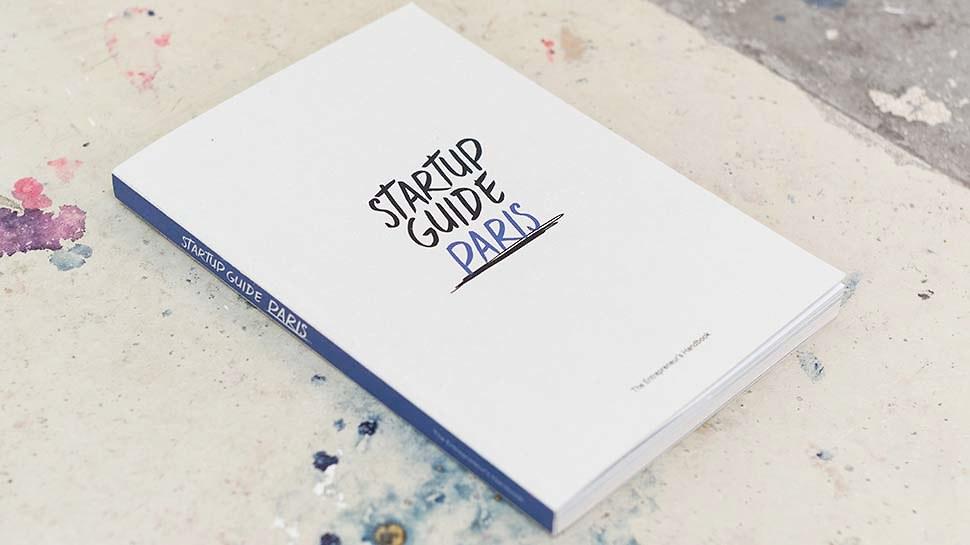 Un nouveau startup guide pour paris tendance entreprise for Tendance creation entreprise